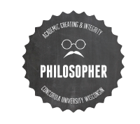 philosophy-badge
